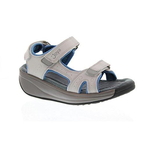 Preisvergleich Produktbild Joya,  Dubai azur,  Dubai azur,  Damen Sandale,  Größe 37.5,  Weiß