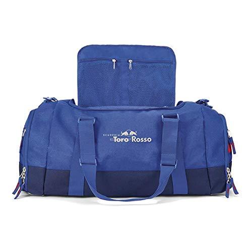 Toro Rosso STR Reflex Sporttasche, Blau Unisex One Size Reisetasche, STR Red Bull F1 2019 Original Bekleidung & Merchandise Jacken Fan