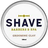 The Shave Club | Cera de ARCILLA DE PELO Para Hombre GROOMING CLAY. Acabado mate seco para el engrosamiento y control del cabello dandole a tu pelo una mayor textura y definicion. 100 ML.