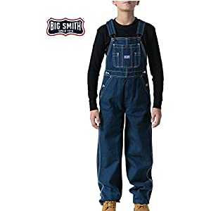 Walls – Jungen 94050 Big Smith Denim Latzhose