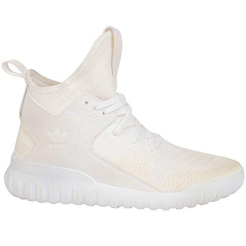 Adidas Originals Tubular X PK J Junior Hi Top Trainers