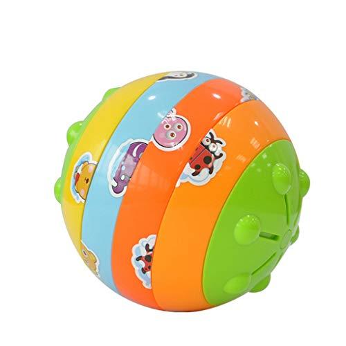 Mitlfuny Kawaii Langsam Dekompression Creme Duftenden Groß Squishy Spielzeug Squeeze Spielzeug,Neugeborenes Babyrassel-Spielzeug-Drehungsglockenkugelbaby-Bildungsspielwaren (Tundra Für Lift-kits)