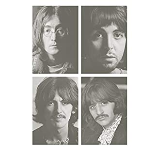 The Beatles (The White Album) 50th Anniversary Edition - coffret de 6 CD Bluray by The Beatles (B07HFYZY7D) | Amazon price tracker / tracking, Amazon price history charts, Amazon price watches, Amazon price drop alerts