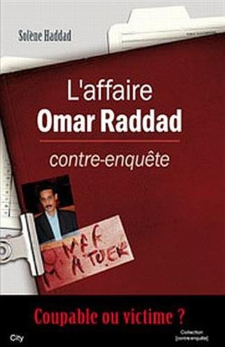 L'affaire Omar Raddad Contre-enqute