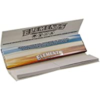 Cartine da rolling Elements King size slim + filtri Connoisseur