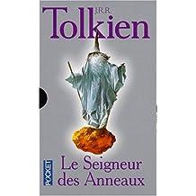 Le Seigneur des Anneaux (3 volumes) : La Communauté de l'Anneau - Les Deux Tours - Le Retour du roi - Appendices et indexes