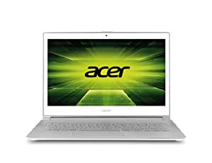 Acer S7-391 Ultrabook, Processore Core i5, 1.70 GHz, bit 64, RAM 4 GB