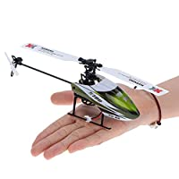Studyset XK K100 Falcon K100-B 6CH 3D 6G System Brushless Motor BNF RC Quadrocopter Remote Control Helicopter Drone