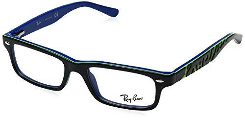 Rayban Rayban Mädchen Brillengestelle 0RY 1535 3600 48, Grau (Grigio)