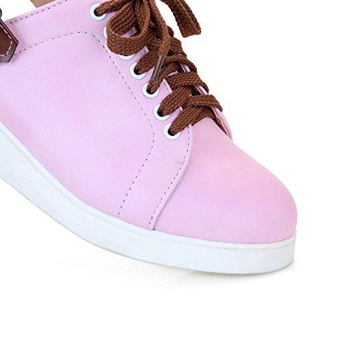 Adee, Scarpe col tacco donna Pink
