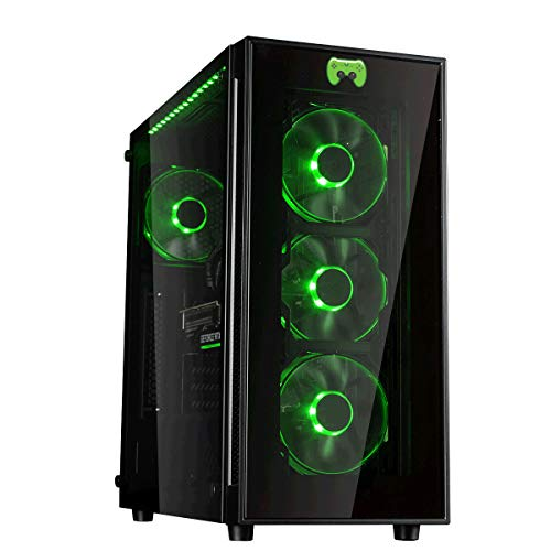 ONE PietSmiet PC Porno Gaming-PC AMD Ryzen 7 3700X Prozessor ASUS NVIDIA GeForce RTX 2060 SUPER 16 GB DDR4 500 GB SSD + 2 TB HDD ASUS Mainboard Microsoft Windows 10 Home 3 Jahre Garantie 500-gb-digital-multimedia