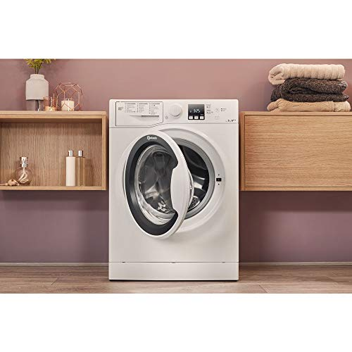 Bauknecht WA Soft 7F4 Waschmaschine Frontlader / A+++ / 1400 UpM / 7 kg / Weiß / langlebiger Motor / Nachlegefunktion / Wasserschutz - 8