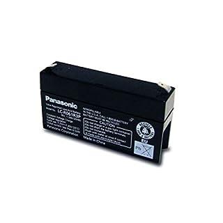 Panasonic Lead acid battery LC R061R3P, Lead Acid, 6V