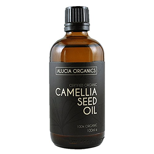 Alucia Organics Aceite orgánico certificado de semilla de la camelia