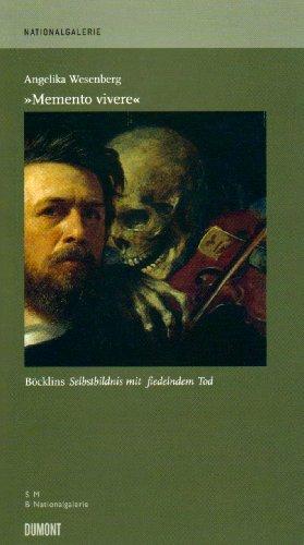 Arnold Böcklin - Selbstbildnis mit fiedelndem Tod (SMB-Dumont)