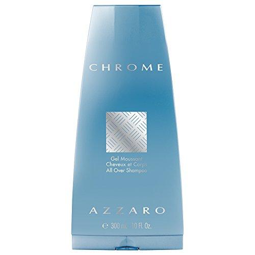 Azzaro Chrome di Azzaro, Uomo - Flacone 300 ml.