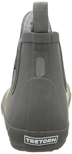 Tretorn Bo Winter, Bottes courtes avec doublure chaude homme Gris - Grau (Gunmetal 040)