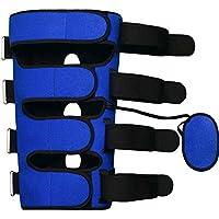 ZZF Cinturón De Corrección del Tipo De Pierna, Alineador del Tipo De Pierna O/X, Puede Ajustar La Pierna para Corregir A Los Niños Adultos,M