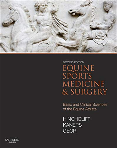 Equine Sports Medicine and Surgery: Basic and clinical sciences of the equine athlete, 2e por Kenneth W Hinchcliff BVSc  MS  PhD  DACVIM (Large Animal)