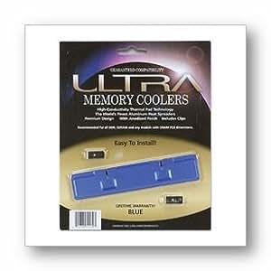 Ultra Products (ULT30130) Blue Memory Aluminum Cooler