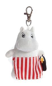 Moomin Moominmamma - Llavero con muñeco de Peluche (10 cm)