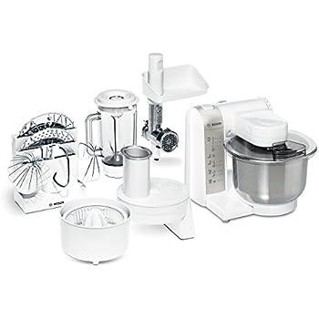 Bosch styline mum56340 robot culinaire styline 900 w for Robot de cuisine bosch mum5