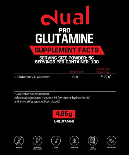 Zoom IMG-1 dual pro glutamine per donne