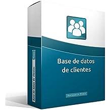 Base de datos de clientes | programa multiusuario