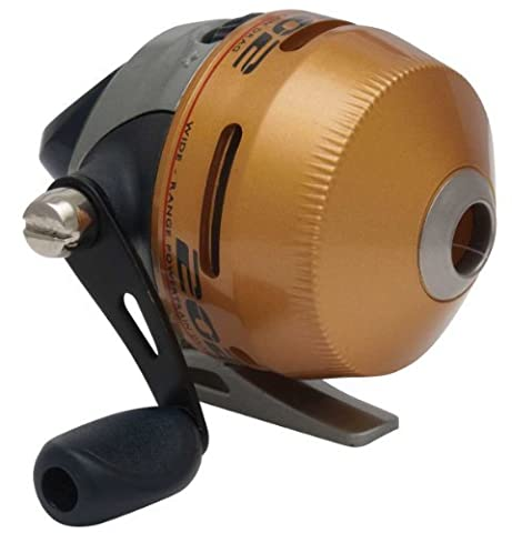 Zebco 202K-CP Spincast Reel, 10-75-Pound by Zebco