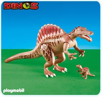Playmobil ® 6267 - Spinosauro con cucciolo