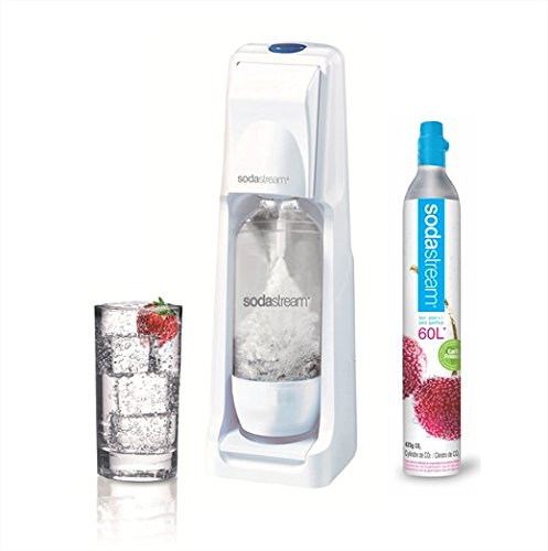 Sodastream COOL - Machine à Eau Pétillante Blanc