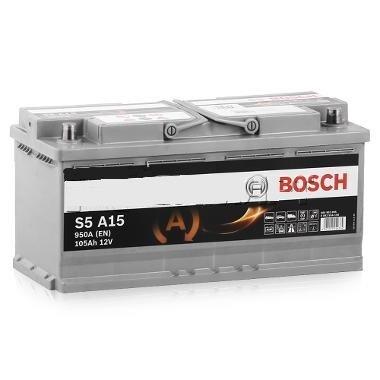 Bosch 0092S5A150 Batterie AGM 12 V 105 mAh 950 mAh B13