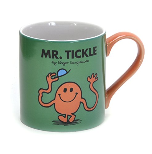 Mr Men Mr Tickle Mug, Vert
