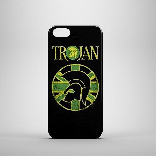 Trojan Jamaïque iPhone 5/5S étui pour téléphone portable