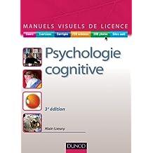 Manuel visuel de psychologie cognitive - 3e éd