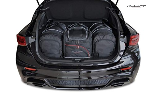 Preisvergleich Produktbild KJUST - AUTOTASCHEN AUF MASS INFINITI QX30 I, 2016- CAR FIT BAGS