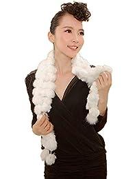 708e55021f8b MRULIC Echarpes foulards femme écharpe d hiver femme 185 x 65 cm uni doux et