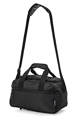 Aerolite 35x20x20cm Maximum Ryanair Second Additonal Hand Luggage Cabin Holdall Bag - Carry on for Free with Ryanair!