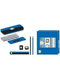 Set regalo scuola F.C. Internazionale accessori ufficiali Inter *03217