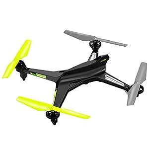 AUKEY Drone Mohawk, Un Pulsante Decollo e Atterraggio Quadcopter, Modalità di Headless Telecomando 4 Canali 2.4Ghz con Schermo LCD, Giroscopi a 6 Assi, LED Colorato(UA-P02)