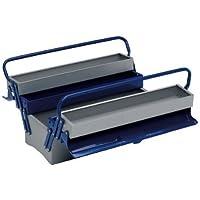 Alyco 192735 - Caja de herramientas metalica de 5 bandejas 500 x 200 x 240 mm