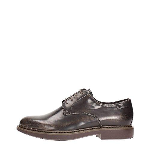 Samsonite SFM102210 Schnürer Herren Leder Braun 40 (Samsonite Schuhe)