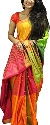 Great Indian Sale Sarees For Women Party Wear Designer Today Best Offers In Low Price Sale BHAGALPURI Fabric Free Size Ladies Sari