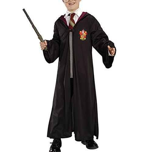 Imagen de anladia  cosplay disfraz traje de harry potter traje de gryffindor para niño niña adultos para carnavales y fiestas halloween m