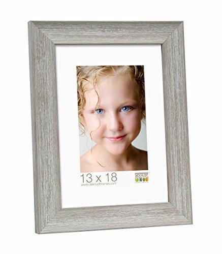 Deknudt Frames S43WF3-13.0X18.0 - Cornice portafoto in...