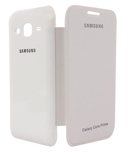 BRYNN Flip Cover For Samsung Galaxy Core Prime G360 -white  available at amazon for Rs.149