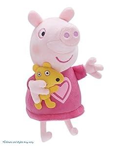 Peppa Pig 6125 Talking Bedtime Peppa & George Variedad de Estilos, Multi