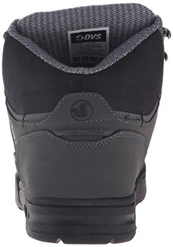 DVS Westridge Grey Black Nubuck Gris