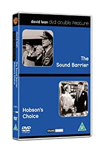 Hobson's Choice / The Sound Barrier [DVD] [1952]