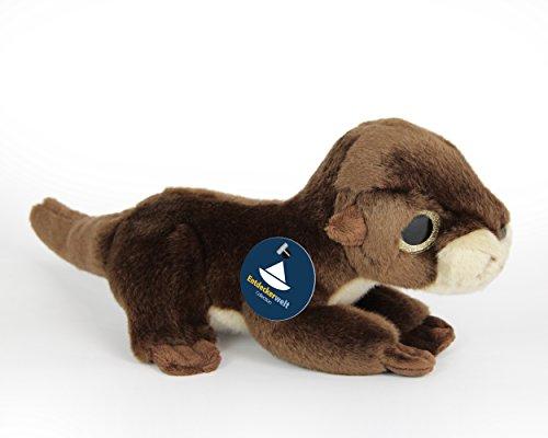 Entdeckerwelt Otter mit Glitzeraugen (L. ca. 31 cm)